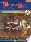 The Romantic Spirit  Bk 1  Book   CD