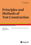 download ebook principles and methods of test construction pdf epub