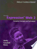 Microsoft Expression Web 2  Complete Concepts and Techniques
