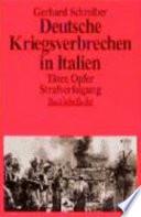 Deutsche Kriegsverbrechen in Italien