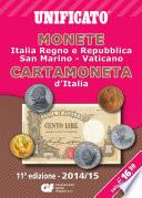 Monete e Cartamoneta d Italia 2014 2015