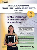 Praxis Middle School English Language Arts 0049  5049 Teacher Certification Study Guide Test Prep