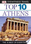 DK Eyewitness Top 10 Travel Guide  Athens