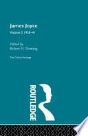 James Joyce  1928 1941