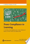 From Compliance to Learning