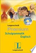 Langenscheidt Premium-Schulgrammatik Englisch