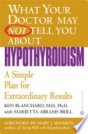 What Your Doctor May Not Tell You About TM   Hypothyroidism