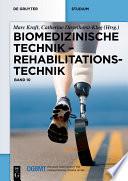 Biomedizinische Technik – Rehabilitationstechnik
