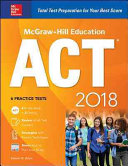 McGraw Hill Education ACT 2018 edition