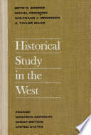 Historical Study in the West