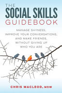 The Social Skills Guidebook Book Cover