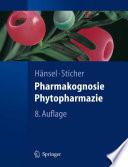 Pharmakognosie   Phytopharmazie