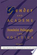 Gender and Academe