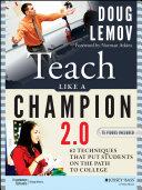 Teach Like a Champion 2 0 Like A Champion 2 0 Is A