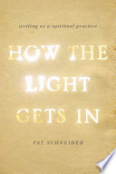 Ebook How the Light Gets In Epub Pat Schneider Apps Read Mobile