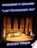 Summarized   Analyzed   Lady Windermere s Fan