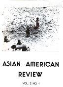 Asian American Review