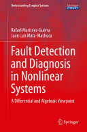download ebook fault detection and diagnosis in nonlinear systems pdf epub