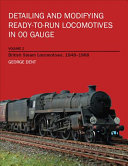 Detailing and Modifying Ready to Run Locomotives in 00 Gauge