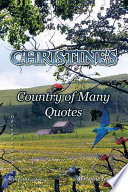 Christine s Country of Many Quotes
