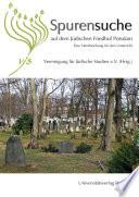Spurensuche auf dem Jüdischen Friedhof Potsdam