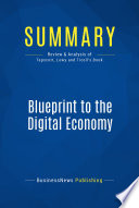 Summary  Blueprint to the Digital Economy