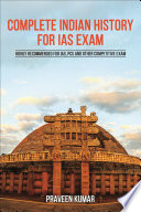 Complete Indian History for IAS Exam