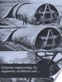 Concrete Engineering  for Engineers  Architects and Contractors