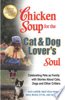 Chicken Soup for the Cat   Dog Lover s Soul