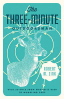 The Three Minute Outdoorsman