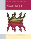 Oxford School Shakespeare Macbeth