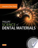 Phillips  Science of Dental Materials   E Book