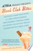 Atria Book Club Bites