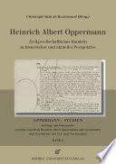 Heinrich Albert Oppermann