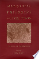 Microbial Phylogeny and Evolution