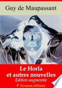 Le Horla et autres nouvelles