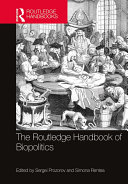 The Routledge Handbook of Biopolitics