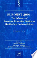 Euromet 2004 : decision-making in nine european countries. this publication...