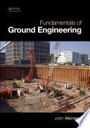 Fundamentals of Ground Engineering