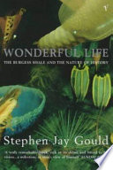 Wonderful Life : sensantional discovery in the field of palaeontology -...