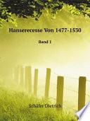 Hanserecesse von 1477 1530
