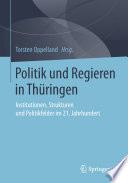 Politik und Regieren in Thüringen
