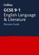 Collins New GCSE Revision - GCSE English Language and English Literature