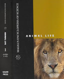 Magill's Encyclopedia of Science : Animal Life: Aardvarks-endoskeletons