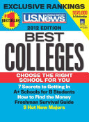 U S  News Best Colleges 2012
