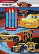 Disney Pixar Cars 3 Rev It Up