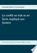 Le conflit en Irak et en Syrie  expliqu   aux lyc  ens
