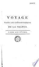 Voyage dans les départements de la France
