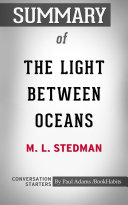 download ebook summary of the light between oceans pdf epub