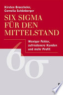 Six Sigma f  r den Mittelstand